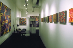 316 East 53rd Street Studio View 5; Paintings: Giuseppe San Filipo