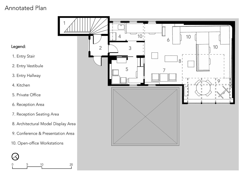 Fifth Avenue Penthouse Plan