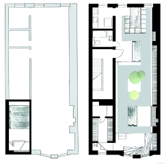 Clinton Hill Apartment Plan