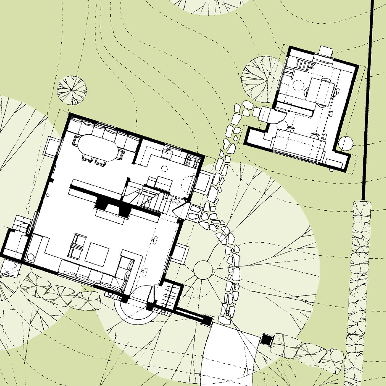 Croton Cottage Plan