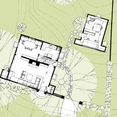 Croton Cottage Plan