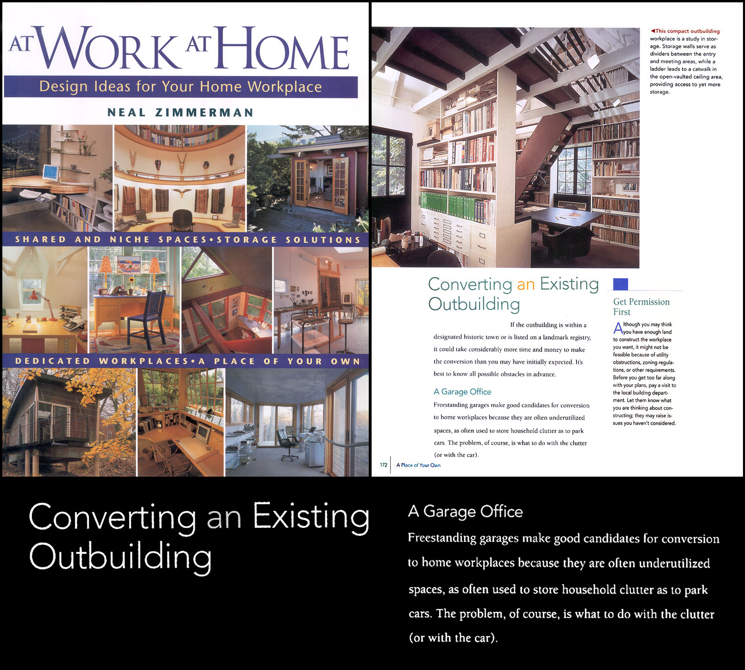 At Work At Home Book (2001) pg172; Croton  Studio