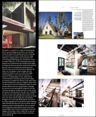 Urban Makeover Book (2007) pg 95; Croton Studio