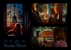 Wonder Wheel Movie (2017); Coney Island USA Freak Bar