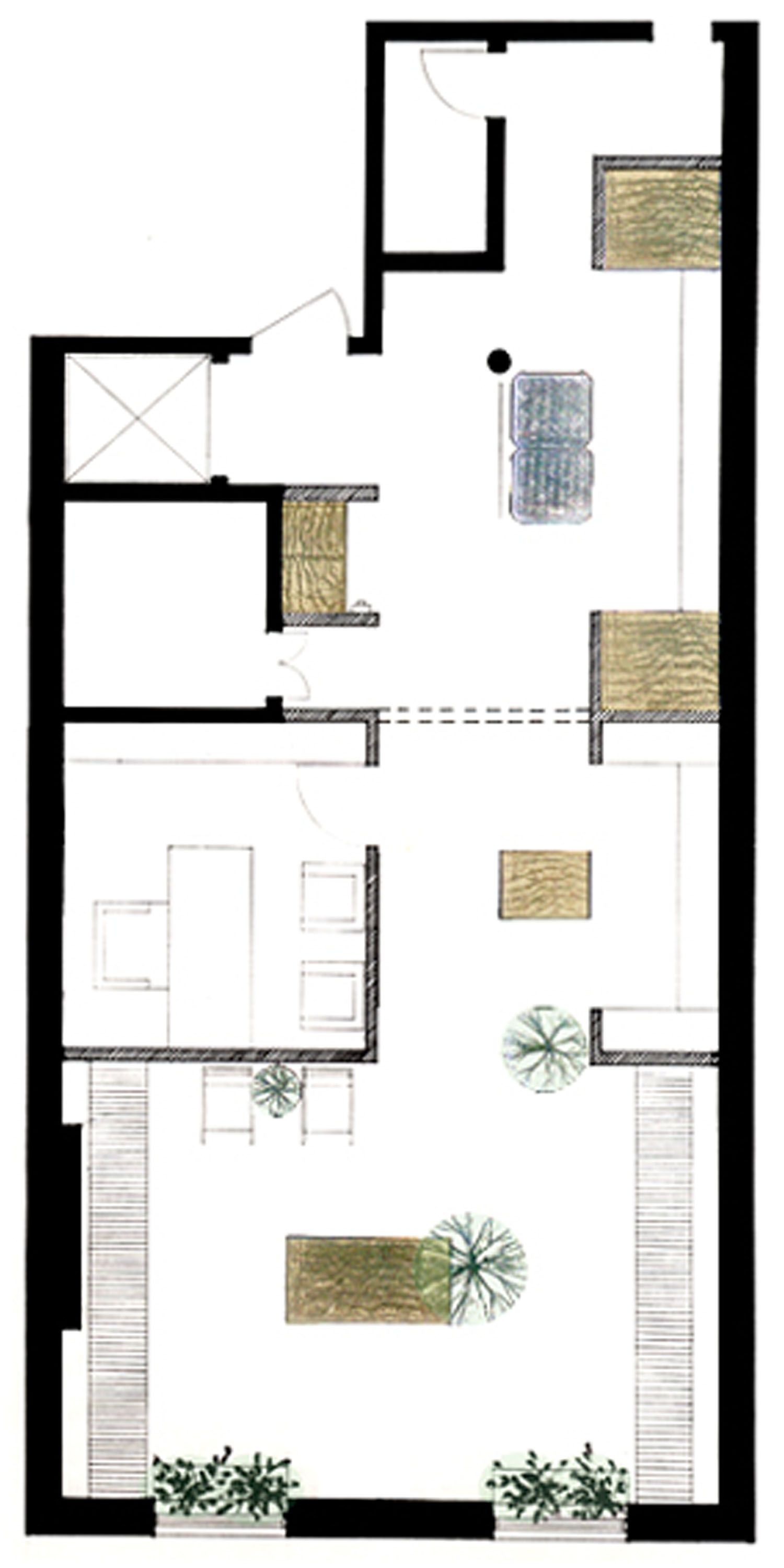 Piero Dimitri Showroom Plan