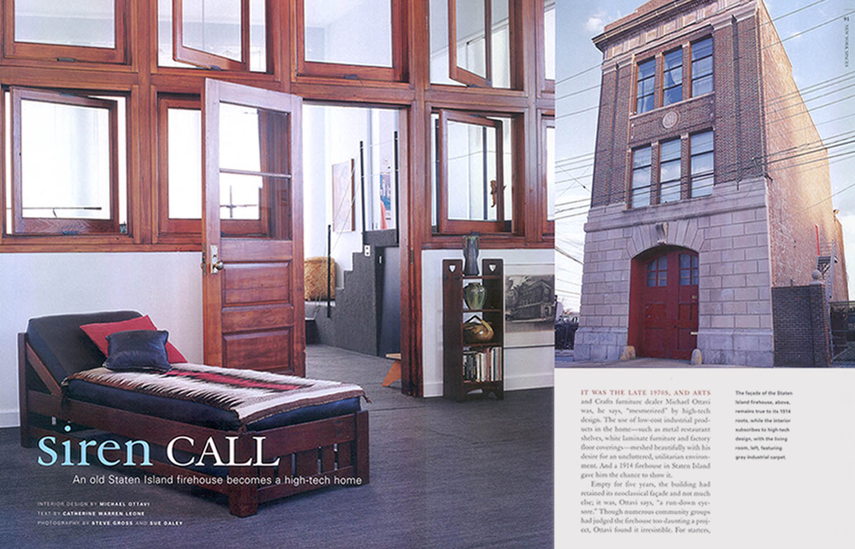 Siren Call-1; Article
