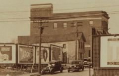 Staten Island Firehouse 154 circa 1930's