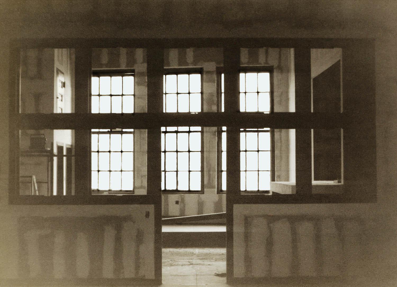 Staten Island Firehouse Interior Construction View