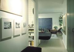 Waterside Apartment View 1; Photo: Tom Haar