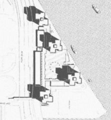 Waterside Plaza Site Plan